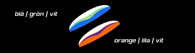 Icaro Wildcat TE - standardfärger