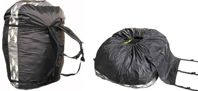 Icaro Snabbpacksäck
