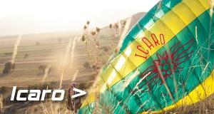 Icaro Paragliders (skärmpaket)