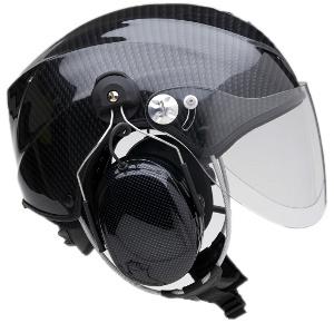 Icaro Solar-X hjälm med öronkåpor Peltor OP 2