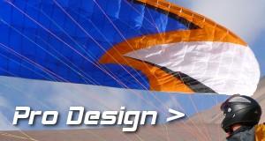 Pro Design (skärmflygpaket)