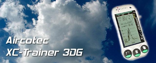 Aircotec - XC Trainer 3DG