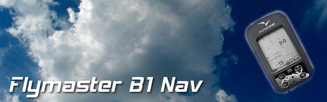 Flymaster - B1 Nav