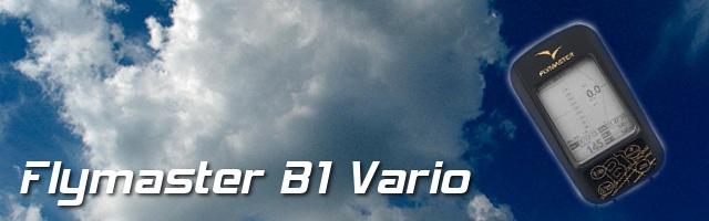 Flymaster - B1 Vario