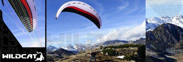 Icaro Paragliders Wildcat