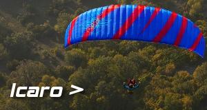 Icaro Paragliders (skärmar)