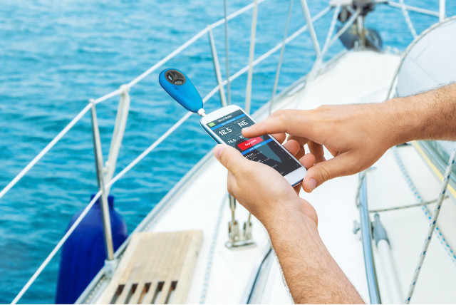 Weatherflow Vindmätare för Iphone eller Android