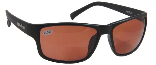 Velodrom Sportglasögon Hector Dayglow Bifokala