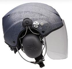 Icaro Solar-X Scratch Grey (limited edition) med långt transparent visir